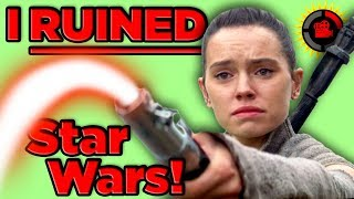 Film Theory: How Star Wars Theories KILLED Star Wars: The Last Jedi! by : The Film Theorists