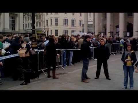 SA Votes In London