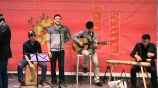 Tết CDP 2015: LK Lý kéo chài - Lý cây bông