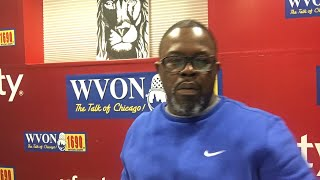 Watch The WVON  Morning Show...The Shrinking Black Middle Class!