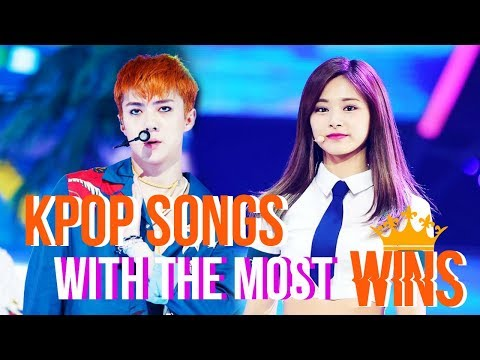 [TOP 10] KPOP SONGS WITH THE MOST WINS IN 2017