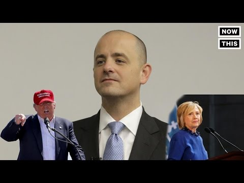 Independent Evan McMullin Could Actually Be President?