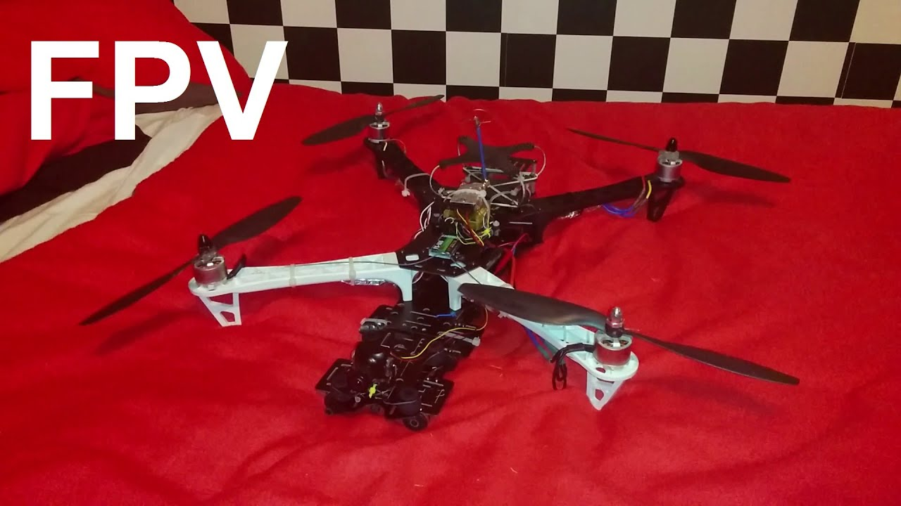 How To Build Your Own Custom Photography Drone -