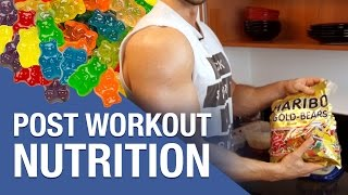 Post Workout Nutrition For Muscle Growth: Meal Tips For Bigger Gains