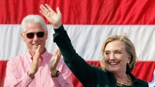 Dick Morris: Clinton marriage now a racketeering org.
