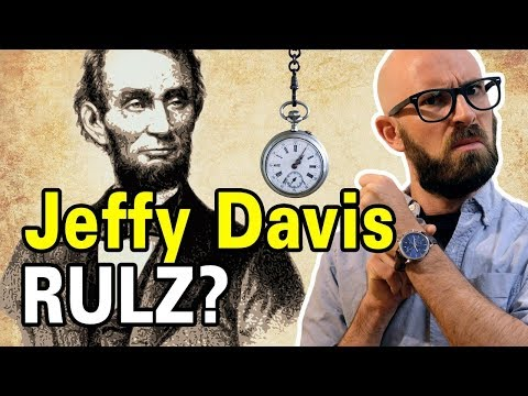 The Secret Message In Lincoln's Pocket Watch
