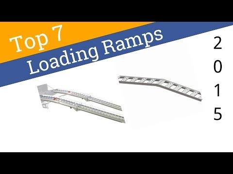7 Best Loading Ramps 2015