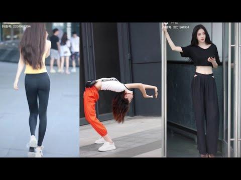 [抖音] Street Fashion Tik Tok/ Douyin China | Fashion Walking Style
