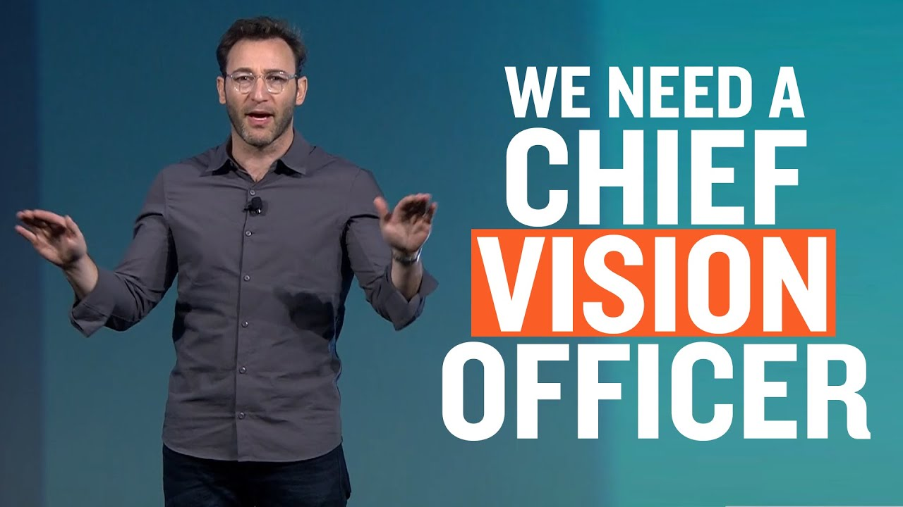 What Exactly is a CEO?   Simon Sinek