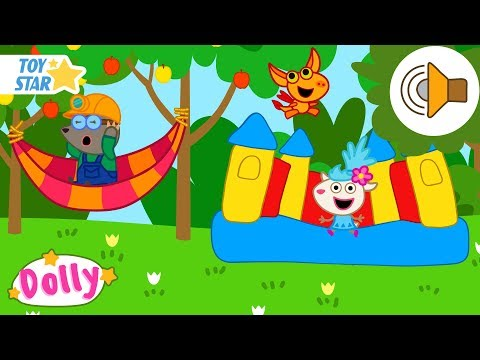 Dolly And Friends | Don't Make a Noise | Season 3 | 3 New Episodes | Funny Cartoon For Kids #282