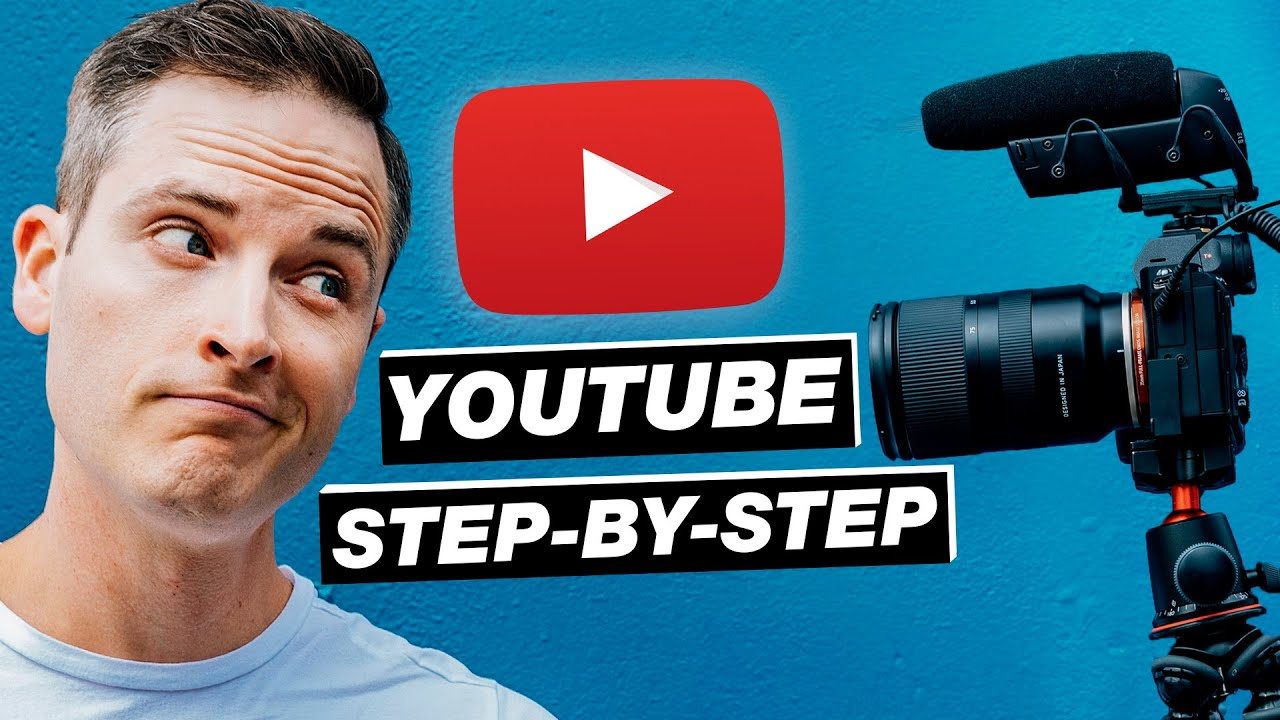 How To Make A Youtube Video Beginners Tutorial Youtube