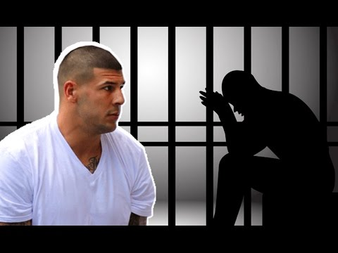 The Rise and Fall of Aaron Hernandez. Football Star to Cold Blooded Criminal | JTNEWS