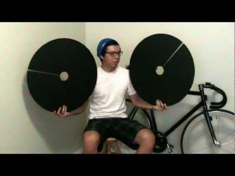 How To Make A Disc Wheel Tutorial