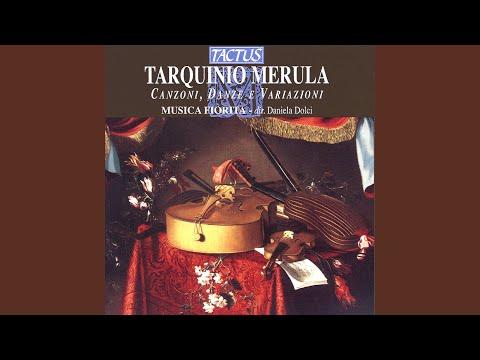 Canzoni overo sonate concertate per chiesa e camera, a 2–3, libro terzo, Op. 12: Ballo detto...