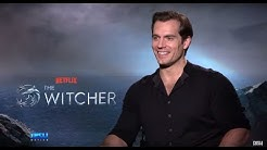 HENRY CAVILL GUSHES ABOUT HIS FEMALE 'THE WITCHER' COSTARS