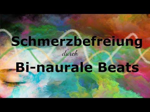 ★ Schmerzbefreiung durch Gamma-Theta-Wellen | Bi-naurale Beats ★
