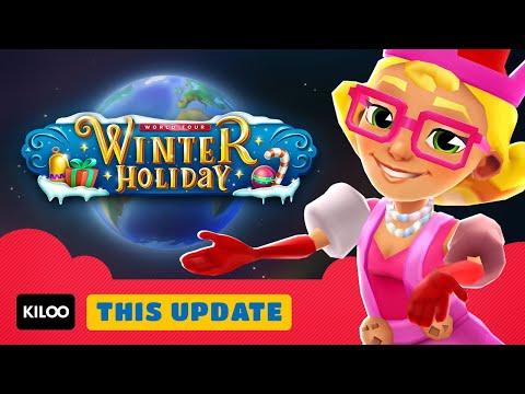 🌟 Subway Surfers World Tour 2019 - This Update: Winter Holiday