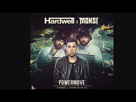 HARDWELL X MOKSI - POWERMOVE (OUT NOW!!!)