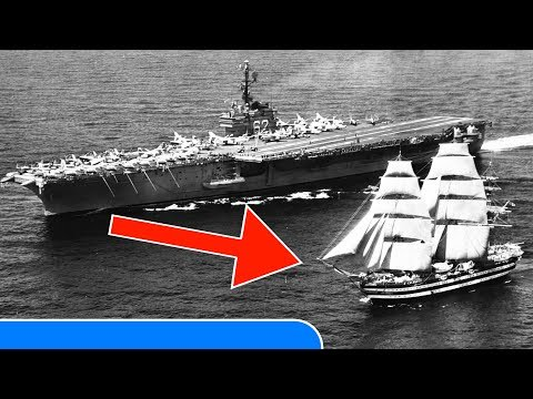 25 Chilling Historical Photos of Aircraft Carrier That Will Blow Your Mind