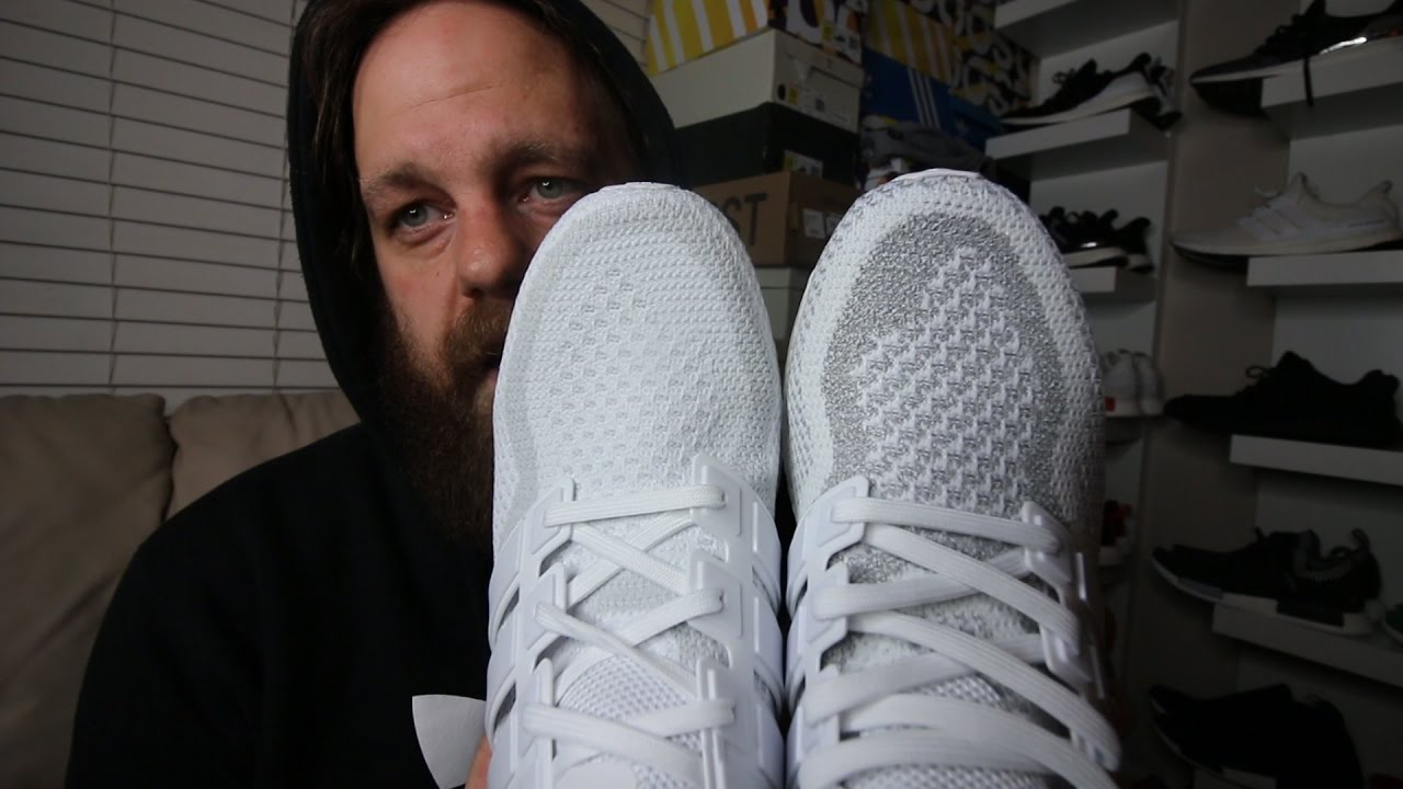 67aca0eac Ultraboost 3M Pack! I got ALL THREE!! + Sager almost DIED abroad! - YouTube