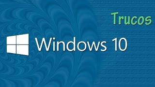 Los Mejores Trucos de Windows 10 1/10 ✔