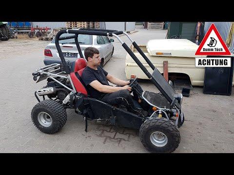 125 ccm Buggy für die Straße | Dumm Tüch
