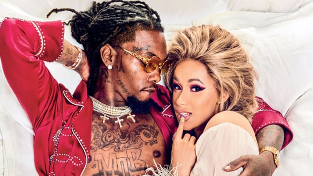 Cardi B GUSHES About Offset & Says She Might Keep Baby OFF Social Media