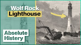 Why Building A Lighthouse Took So Many Lives | Worst Jobs | Absolute History