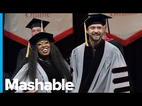 Justin Timberlake and Missy Elliott Receive Honorary Doctorates from Berklee College Mp3