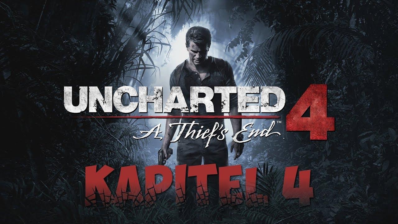 uncharted 4 kapitel