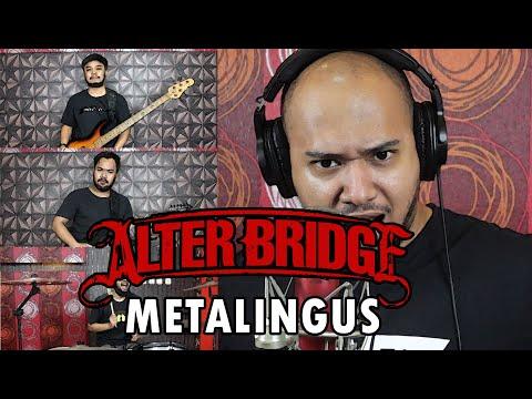 Alter Bridge - Metalingus | COVER by Sanca Records ft. Husein Al Atas