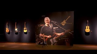 A Guided Tour Of The David Gilmour Guitar Collection