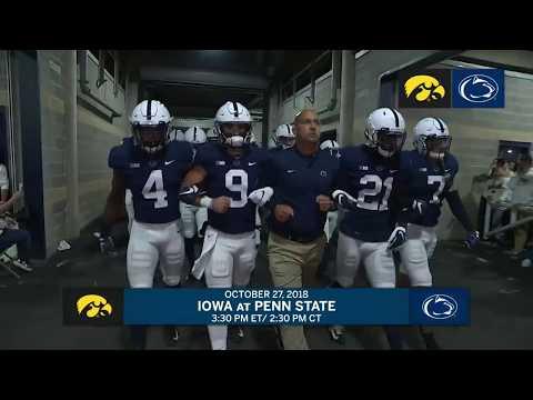 Iowa at Penn State: Week 9 Preview | Big Ten Football