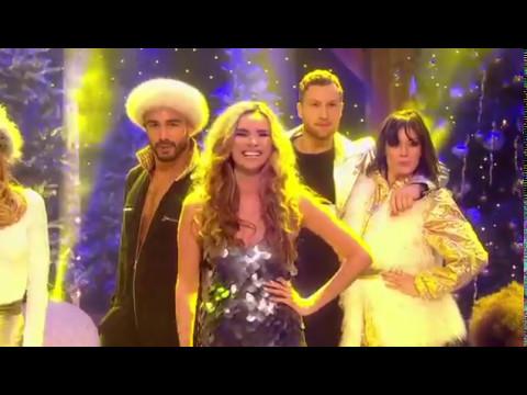Nadine Coyle - Voulez-Vous (The ABBA Christmas Party 2015)