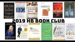 WOMEN'S CHRISTIAN BOOKCLUB 2019