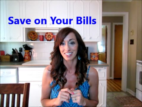 Budget and Finance Series Part 4: Save Money on Your Bills