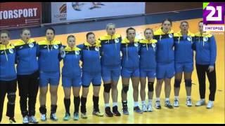 Гандбол. Україна-Італія 13.03.16 р. 1-й тайм