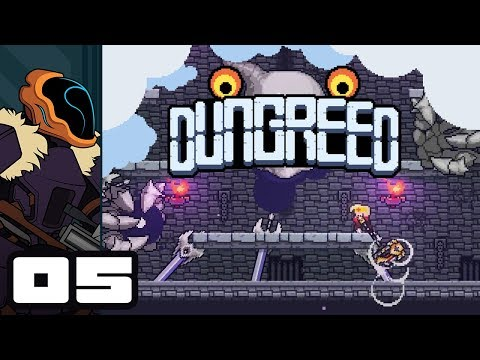 Let's Play Dungreed - PC Gameplay Part 5 - Ninja Style