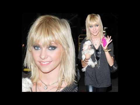 Taylor Momsen Haircut