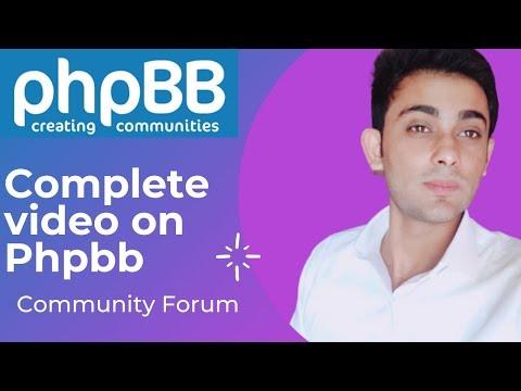 Phpbb Forum  || How To Create Phpbb Community Forum Step By Step  For Beginners