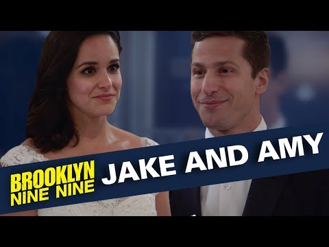Jake and Amy| Brooklyn Nine-Nine