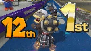 Mario Kart 8 Deluxe Comeback Compilation 9