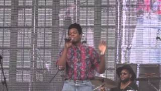 Shamir - On The Regular Live Corona Capital Mexico 2015