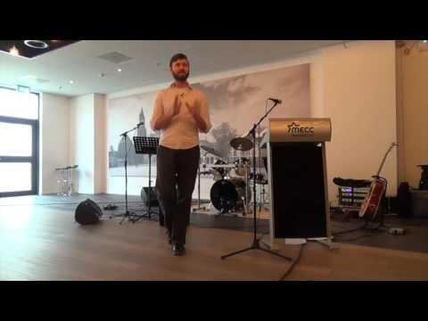 Sunday Service 13/11/16 - DamascusRoad IC @ MECC Cafe