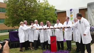 Weber State University Groundbreaking for Taylor Hall Science Building