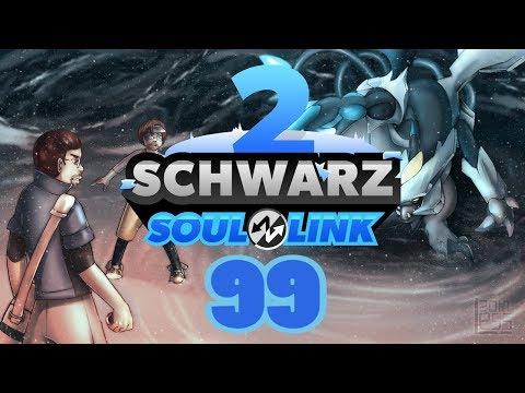 Let's Play Pokémon Schwarz 2 [Soul Link / German] - #99 - Ein Vogel im Drachen-Kostüm
