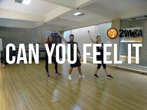 DNCE – Can You Feel It – (Zumba Gold) Disco
