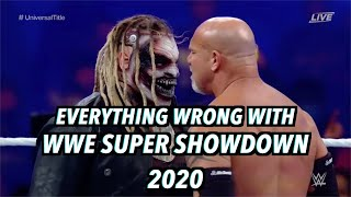 Episode #498: Everything Wrong With WWE Super ShowDown 2020