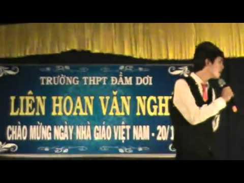 THPT Dam Doi- Lien Hoan Van Nghe_Mai Mai Mot Tinh Ban