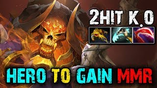 [Clinkz] This is The Best Hero to Gain MMR in 7.17 | Dota 2 FullGame